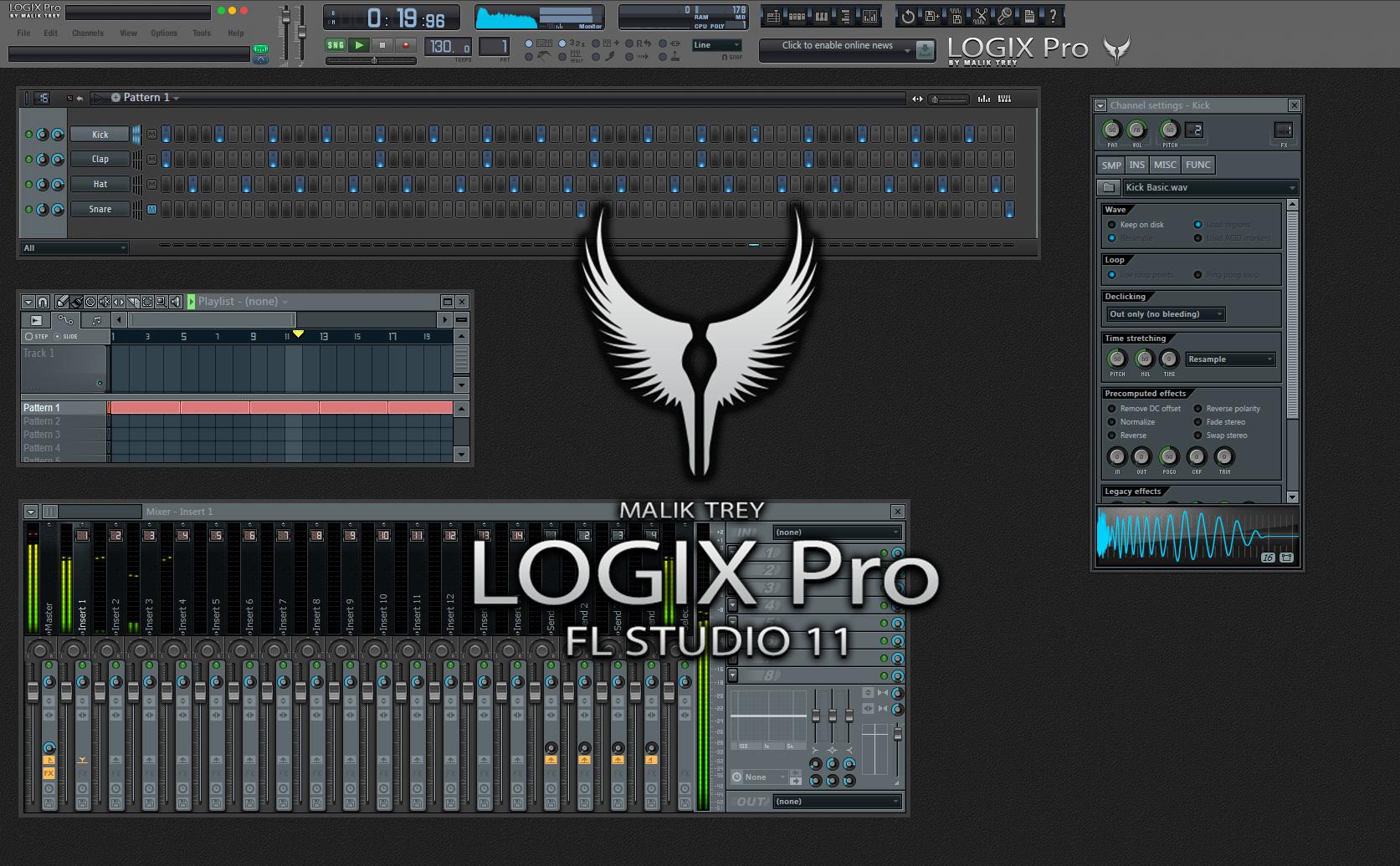 fl studio 20.1.1 skin